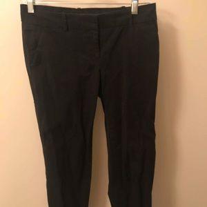 Jcrew Black pants